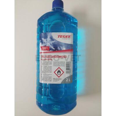 TEGEE Téli szélvédő mosó -20°C 2 l-es