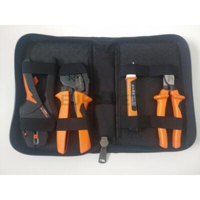 Weidmüller szerszámcsomag táskával P BAG Set 5