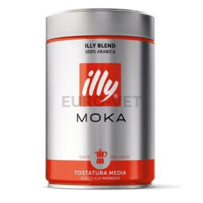 Illy Moka darált kávé (normál, piros) 250 g