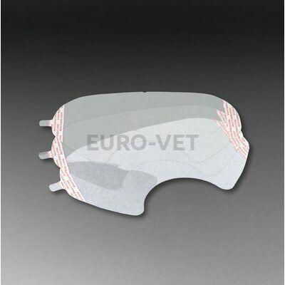 3M 6885 víztiszta látómezővédő fólia 6000-es szériájú teljes álarcokhoz 1 db