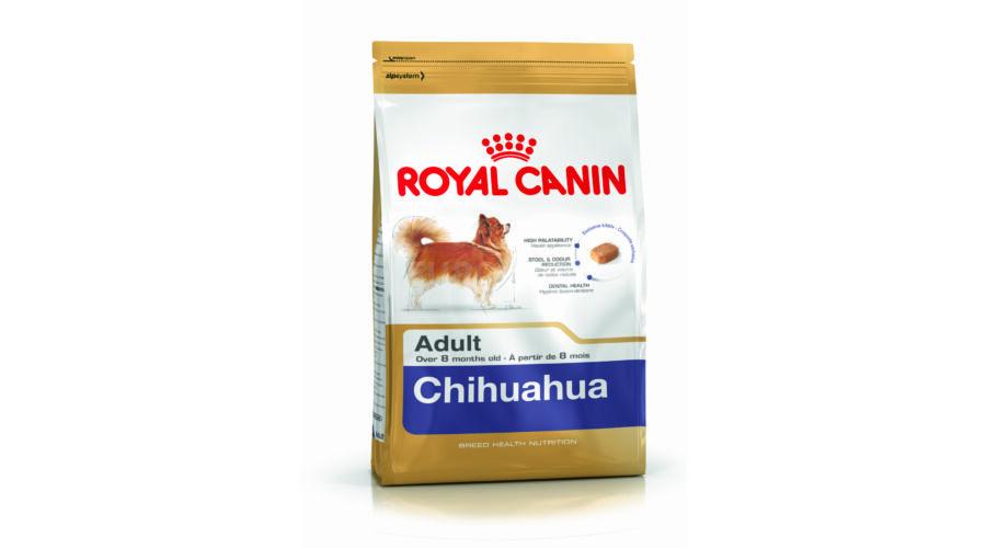 royal canin chihuahua adult 0 5 kg feed euro vet webshop. Black Bedroom Furniture Sets. Home Design Ideas