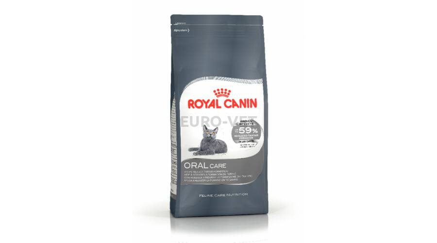 royal canin oral care 8 kg feed euro vet webshop. Black Bedroom Furniture Sets. Home Design Ideas